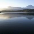 Photos: 湖の朝01