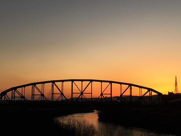 Photos: 夕暮れ電車