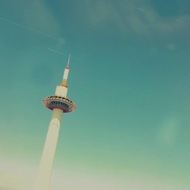 天空のタワー