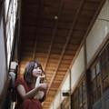 写真: 木造校舎