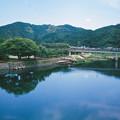 錦帯橋からの眺め