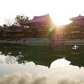 写真: 古都の旅 ● 冬の風景 ● 宇治平等院
