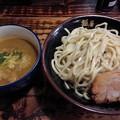 麺屋 久兵衛『煮干しつけ麺』