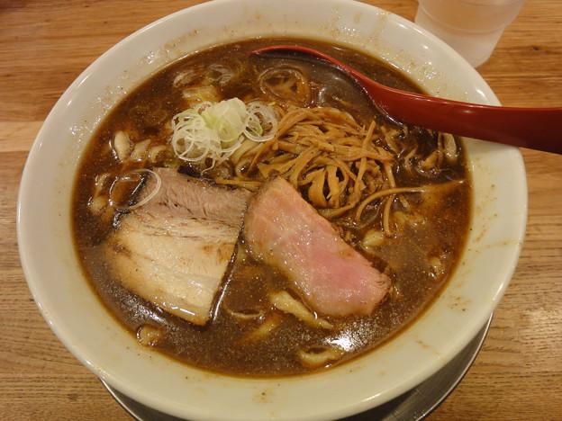 麺や 七彩『喜多方らーめん(煮干)』