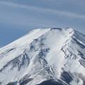 今年初めに会った富士山