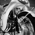 Photos: Old race bike ?