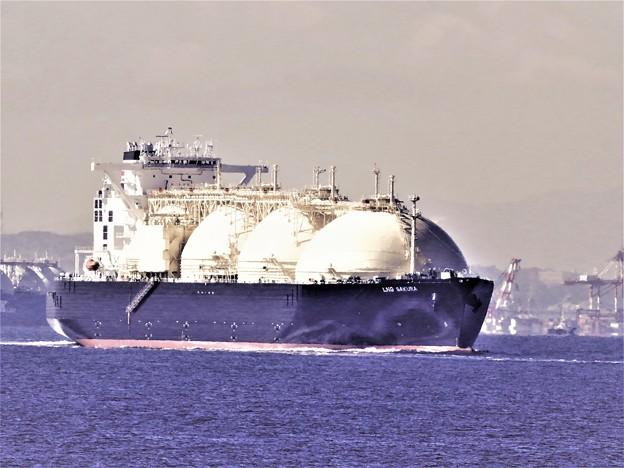東京湾 タンカー