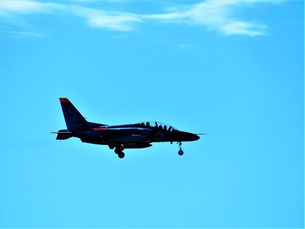 写真: 今日見た飛行機2