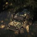 Photos: Land-Rover Defender 90