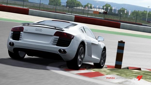 2008 Audi R8 4.2 FSI quattro