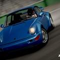写真: 1993 Porsche 911 Turbo S