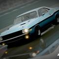 写真: 1970 Dodge Challenger