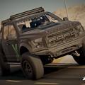 写真: 2017 Ford F-150 Raptor Project Scorpio Edition