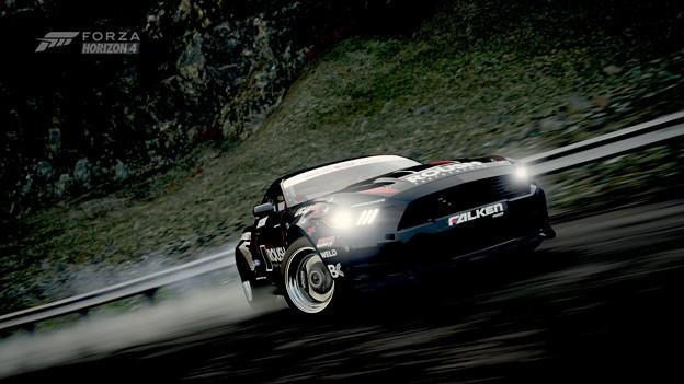 2017 Mustang Formula Drift