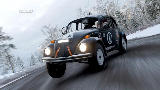 1970 Volkwagen Beetle Baja