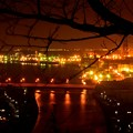 Photos: 小糸川の夜景