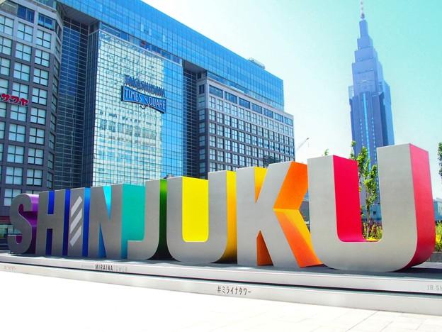 Photos: SHINJUKU