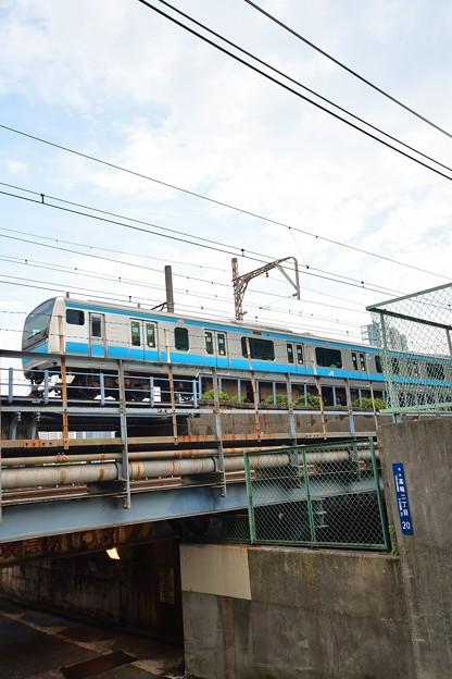 写真: 今しか見られない鉄道風景