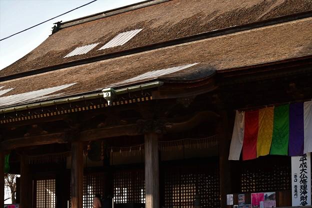 中山法華経寺(3)