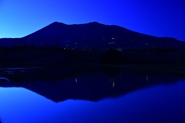トワイライト那須岳