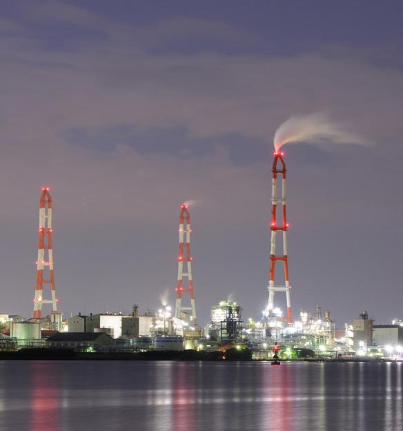 北九州工場夜景 92902