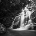 写真: 青山瀑布