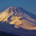 1月27日の富士山