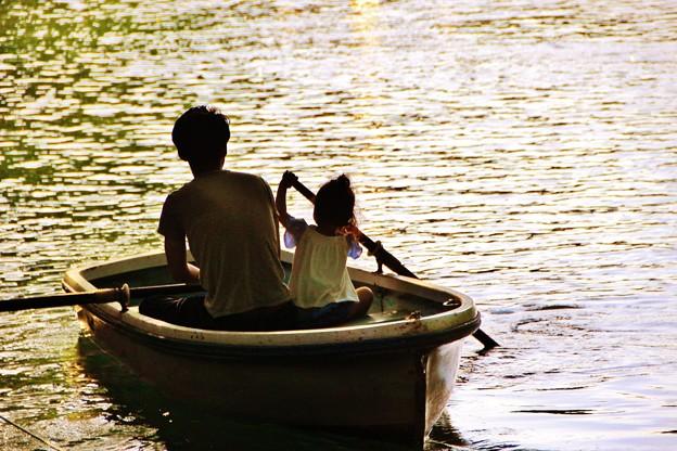 父と娘の時間