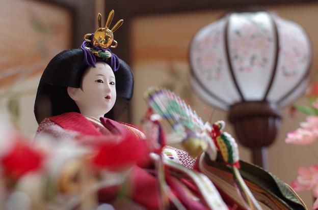 我が家の雛人形♪