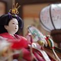 写真: 我が家の雛人形♪