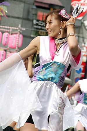 花珠  - 東京よさこい 2007  東京都豊島区 池袋