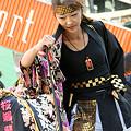 桜颯蘭舞 - 第6回ドリーム夜さ来い祭り 2007