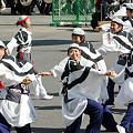 写真: 国士舞双_東京大マラソン祭り2008_15