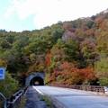 馬瀬川 (2)一之瀬橋と庄島トンネル