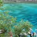 双龍海・蒼い湖に魅せられて