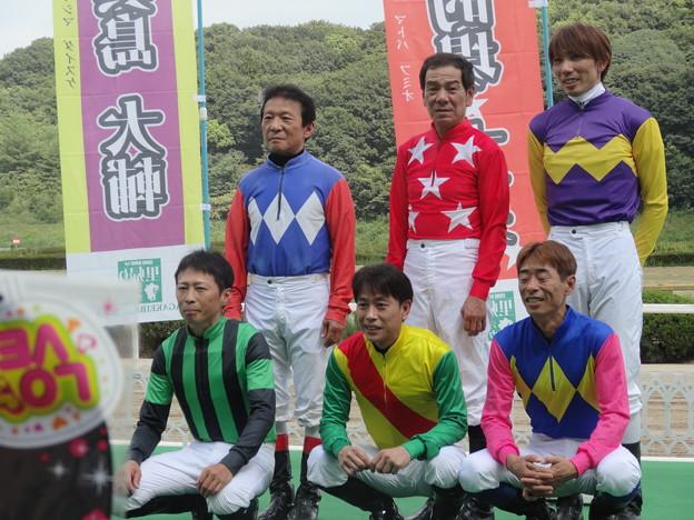 里帰りジョッキーズカップ 2018-3