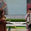 写真: 阪神競馬場 さと哲ちゃん1
