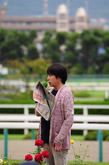 阪神競馬場 さと哲ちゃん2