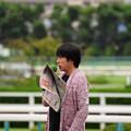 写真: 阪神競馬場 さと哲ちゃん2
