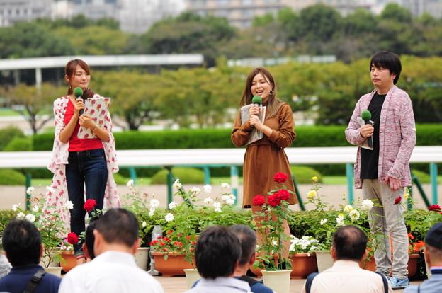 Photos: 阪神競馬場 さと哲ちゃん3