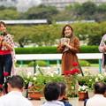 写真: 阪神競馬場 さと哲ちゃん3