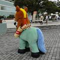 写真: 阪神競馬場1