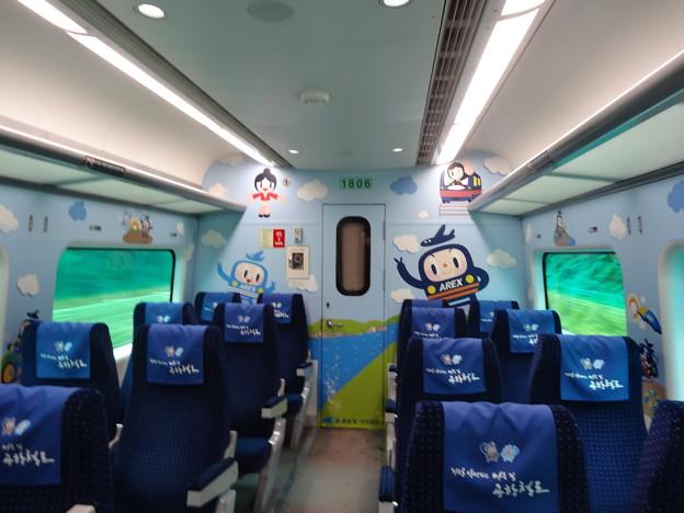仁川⇔ソウル駅2