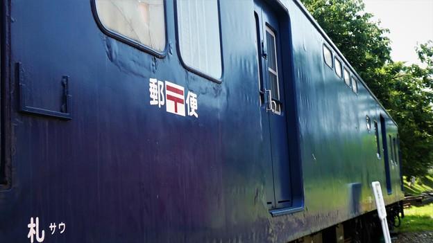 三笠鉄道記念館11