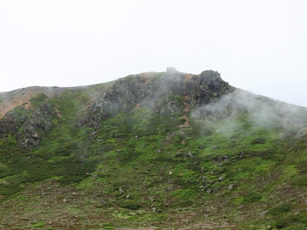 写真: 本白根山