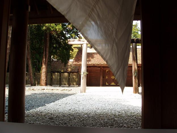 写真: 伊勢神宮