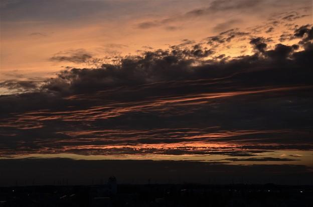 写真: 夕景ーA