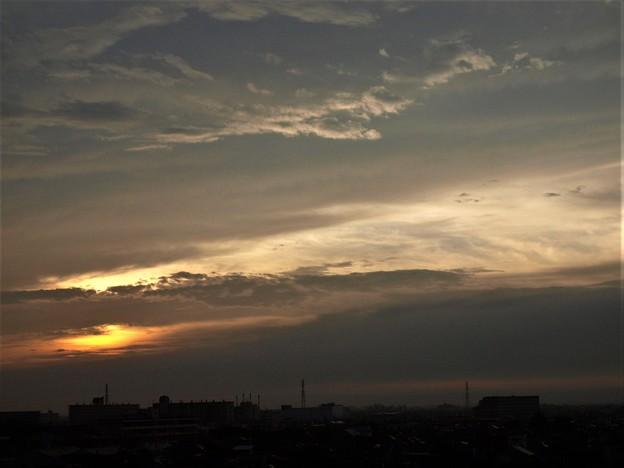 写真: 朝「気になる天気」