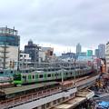 写真: 上野アメ横付近