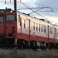 831D 羽越本線 普通列車